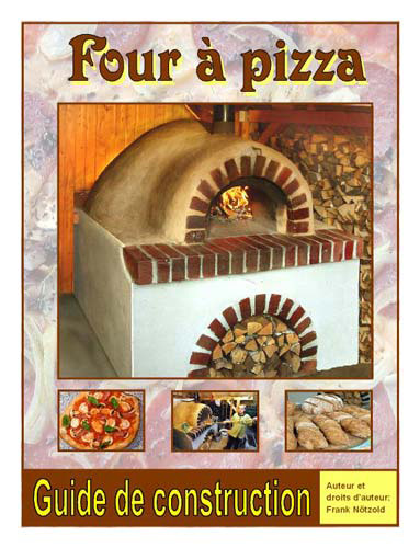 Four pain four pizza guide de construction cd ebay for Four pizza exterieur